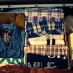 スーツケースパッキングのコツ!しわにならない服の入れ方とは?