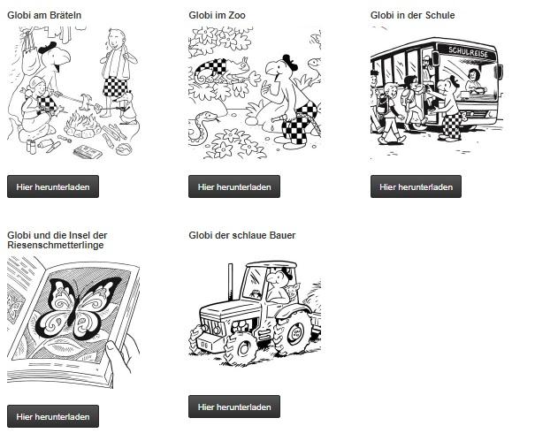 子供の室内遊びにぬりえが無料でダウンロードできるサイト